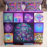 Love Hippie Mushroom Gs Cl Kl0307 Bedding Set