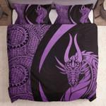 Dragon Purple Mandala Yw1801401Cl