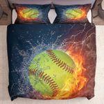 Softball Water Fire Art Yw0602367Cl