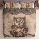 Owl Vintage Mandala Yw0402491Cl