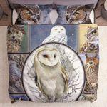 Owl Gs Cl Nc0707 Bedding Set