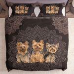 Yorkshire Terrier Mandala Yw1802203Cl