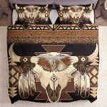 Native American Pattern Bull Skull Xa1501685Cl