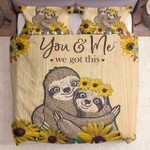 You And Me We Got This Sloth Yw1901400Cl