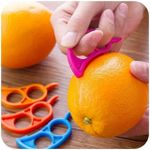 3Pcs Creative Orange Peelers