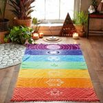 7 CHAKRAS MEDITATION BEACH BLANKET TAPESTRY
