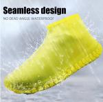 Non-Slip Silicone Reusable Shoe Covers