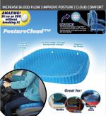 PostureCloud™ Spinal Alignment Comfort Cushion