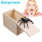 Prank Scare Spider GIFT Box!