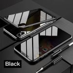 Privacy Protection Anti-peep Double Side Magnetic Phone Case