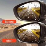 PROTECTIVE CAR MIRROR FILM (2PCS)