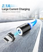 RAXFLY Magnetic Cable Charge for Android
