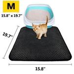 Matty™ - Double Layer Pet Litter Mat Matty™ - Double Layer Pet Litter Mat MEDIUM