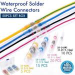 """SWCâ""""¢: Waterproof Solder Wire Connectors"""