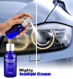 9H Headlight Cleaning Polish [50% OFF Today]