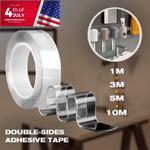 "Tapieâ""¢ - Traceless Washable Nano Adhesive Tape"