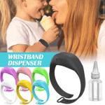 S-CLEAN™ WRISTBAND HAND DISPENSER