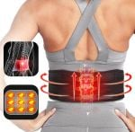SOBFIT™ WAIST TRAINER MAGNETIC THERAPY BACK SUPPORT BELT