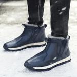 SOBFIT™ Men's Winter Faux Fur Warm Snow Boots