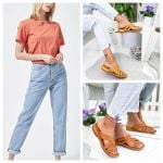 """OBVIERâ""""¢ OUTDOOR COMFY FLAT SANDALS"""