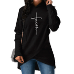 Obvier™ Women's Faith Hoodie Sweatshirt (S-5XL)