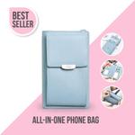 "IVYâ""¢: All-In-One Crossbody Phone Bag"