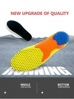 SOBFIT™ Shock Absorber Arch Support EVA Insoles