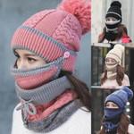 Obvier™ 3PCS Women Winter Scarf Set【BUY 2 FREE SHIPPING】