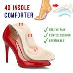 4D INSOLE COMFORTER