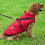 OBVIER™ Dog Winter Waterproof Jacket With Harness【BUY 2 FREE SHIPPING】