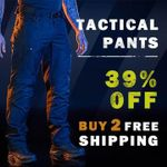 OBVIER™ Tactical Waterproof Pants【BUY 2 FREE SHIPPING】
