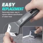 3-in-1 Glass Glue Angle Scraper