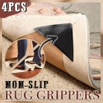 OBVIER™ Non-slip Rug Grippers (Set of 4)