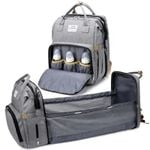 Expandable Baby Diaper Bag Backpack