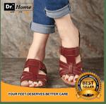 """DR.HOMEâ""""¢ Premium Orthopedic Open Toe Sandals"""
