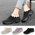 [#1 SUMMER COLLECTION] LazyWavy Breathable Slip On Orthopedic Outdoor Walking Shoes