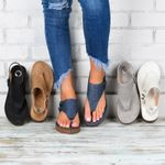 Ladies casual comfortable breathable non-slip sandals