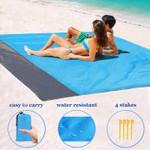 FREXD™ Pocket Picnic Waterproof Beach Mat Sand Free Blanket【BUY 2 FREE SHIPPING】