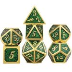 ALTA™ Guardian of Nature DnD Glitter Metal Dice【BUY 2 FREE SHIPPING】