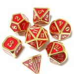 ALTA™ D&D Polyhedral Metal Dice Set【BUY 2 FREE SHIPPING】