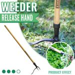 LANER™ Stand Up Weed Puller Tool With Long Handle【BUY 2 FREE SHIPPING】