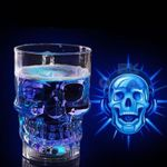 CREEX™ Acrylic luminous mug, Super cool skull mug for this Halloween�BUY 2 FREE SHIPPING】