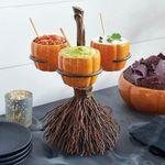 CREEX™ Halloween Pumpkin Snack Bowl Stand【BUY 2 FREE SHIPPING】