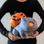 (🔥40% OFF) CREEX™ Halloween Pumpkasaur Pokemon Garden Decor【🎃 BUY 2 FREE SHIPPING】