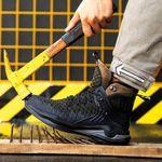 ALLENSAFE™ Ultralight Anti Smashing Steel Toe Work Sneakers【FREE SHIPPING】