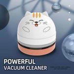 OREK™ Cute Animal Mini Table Vacuum Cleaner【BUY 2 FREE SHIPPING】
