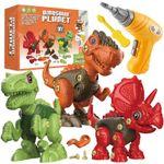 HAPPYKIDS™ DIY Take Apart Dinosaur Creative Kids Toy【BUY 2 FREE SHIPPING】