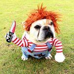 CREEX™ Halloween Chucky Pet Costume【🎃 BUY 2 FREE SHIPPING】