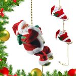(🎄CHRISTMAS EARLY SALE - 50% OFF) Santa Claus Musical Climbing Rope