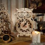 3D Wooden Creative DIY 3D Clock Puzzle